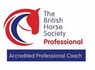 British Horse Society Accredited Professional