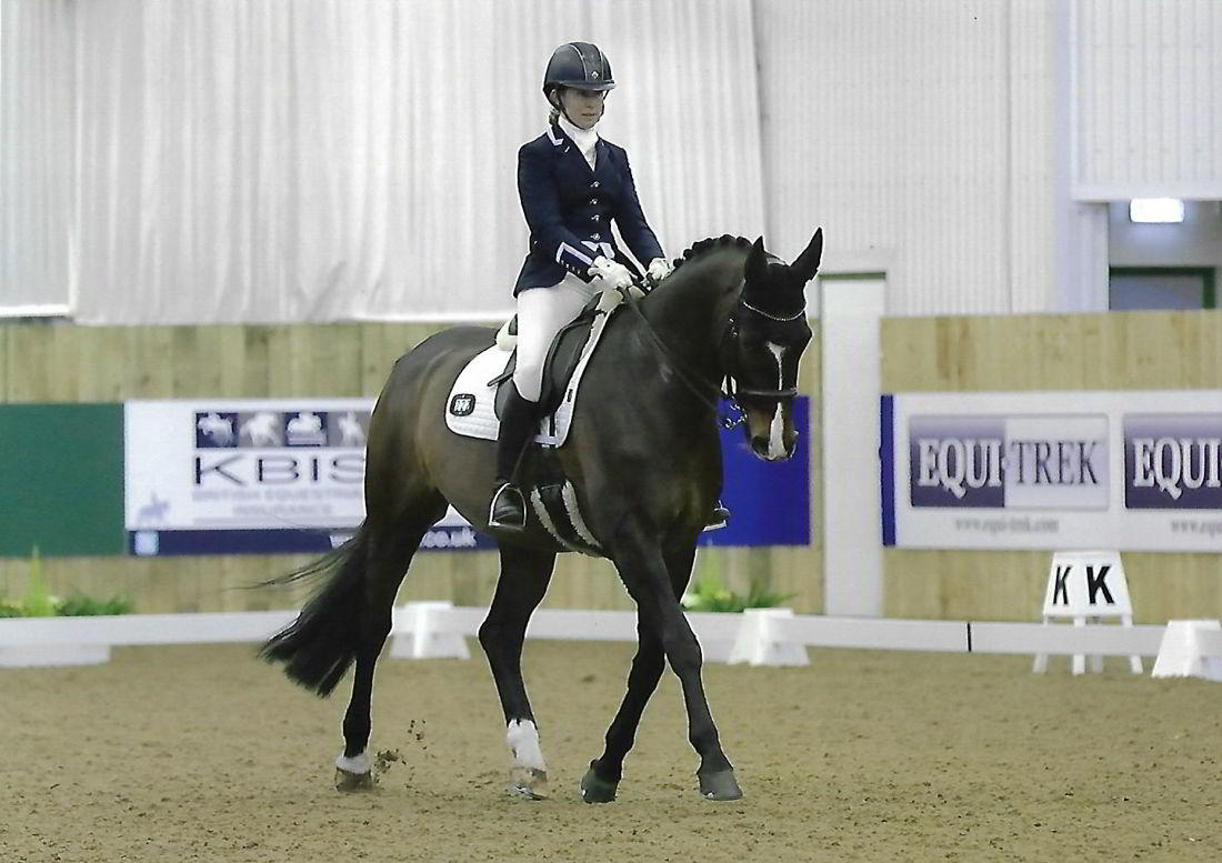 NAF Five Star Winter Dressage Champions; April 2018